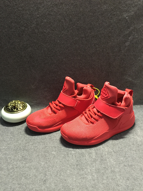 Nike Kwazi Wmns All Red Shoes