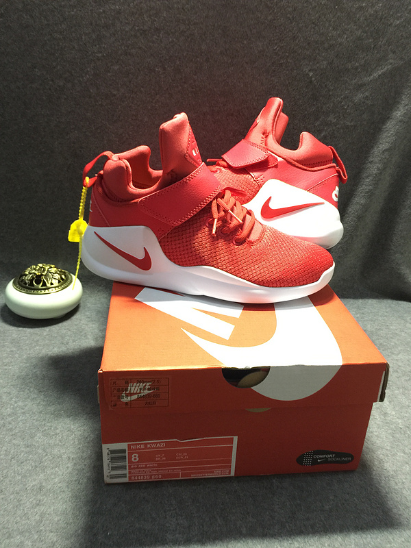 Nike Kwazi Wmns Bold Red Shoes