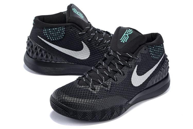 New Nike Kyrie 1 Independent Day All Black Sneaker