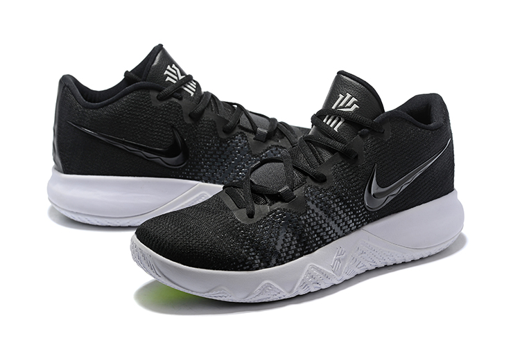 2018 Kyrie S1 Black White Shoes For Sale