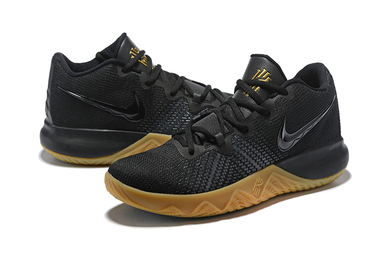 2018 Kyrie S1 Black Yellow Shoes For Sale