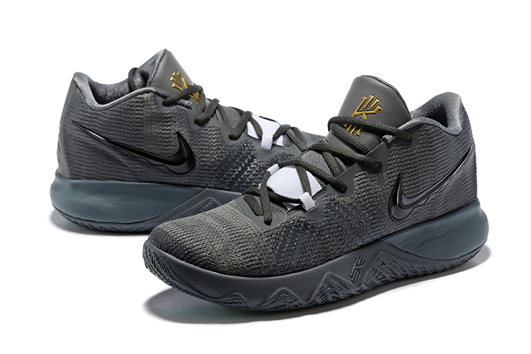 2018 Kyrie S1 Playoff Grey Shoes For Sale
