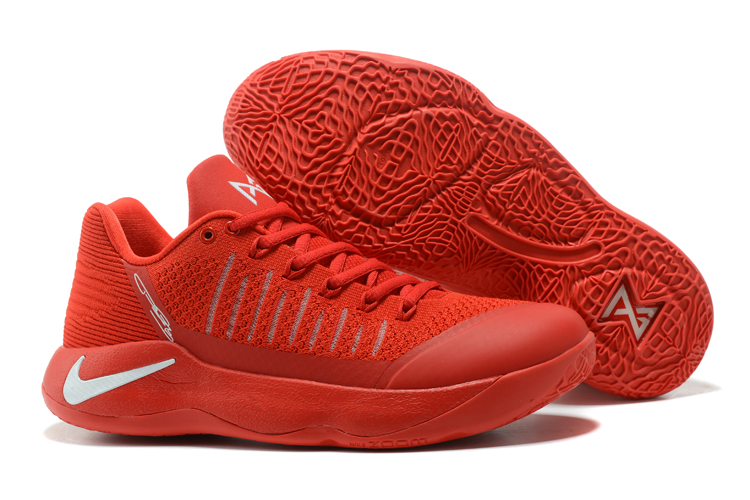 Nike Paul George 2 Chinese Red Shoes