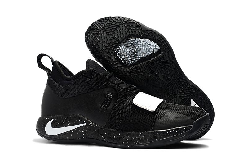 Original Paul George 2.5 Black White Shoes For Sale
