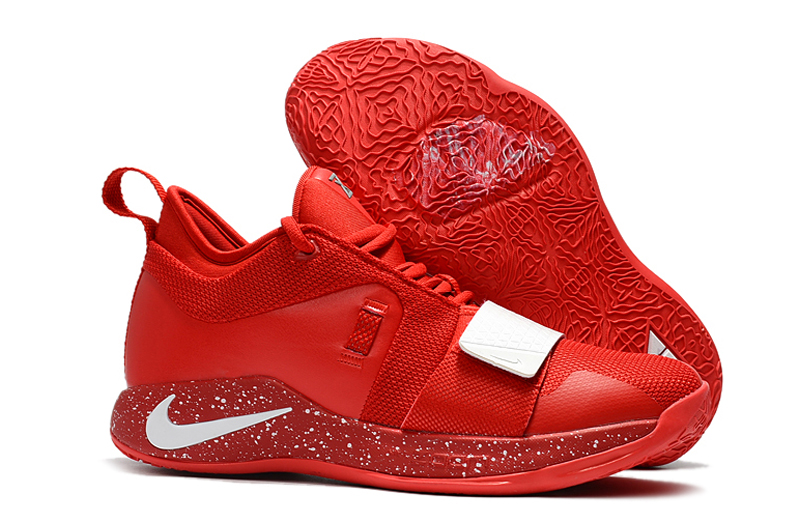 Original Paul George 2.5 Chinese Red Shoes For Sale