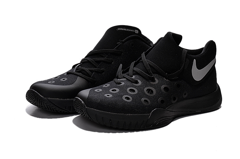 New Nike Paul George 2016 All Black Sneaker