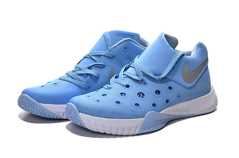 Nike Paul George 2016 Baby Blue White Sneaker For Sale
