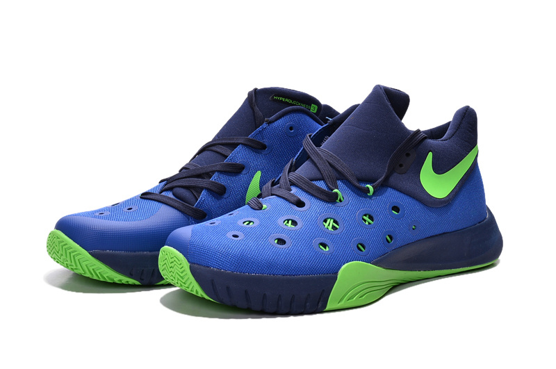 2016 Nike Paul George 2016 Blue Green Sneaker