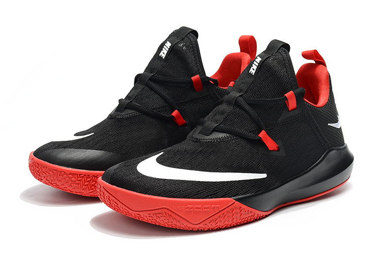 New Nike Shift 2 Black Red White Basktball Shoes For Sale