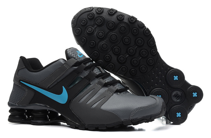 Nike Shox Current Black White Shoes