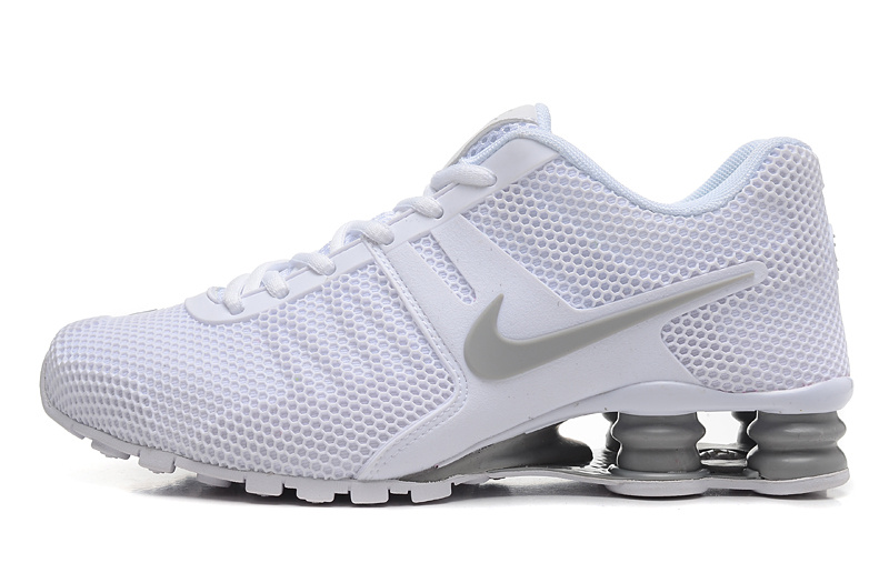 new styles fc2e1 990aa ... where to buy green blue womens nike shox 2016 all white . a5573 dd607