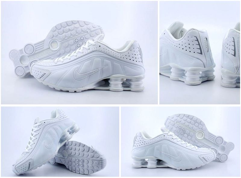 Nike Shox White Women Shoes