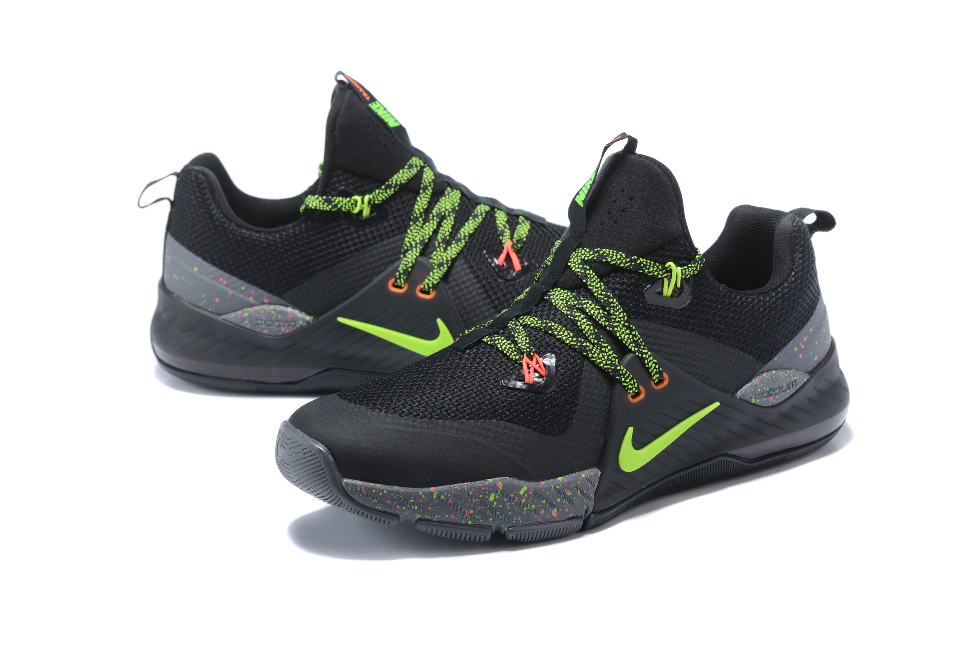 Nike Zoom 2 Black Seven Colorfuls Shoes