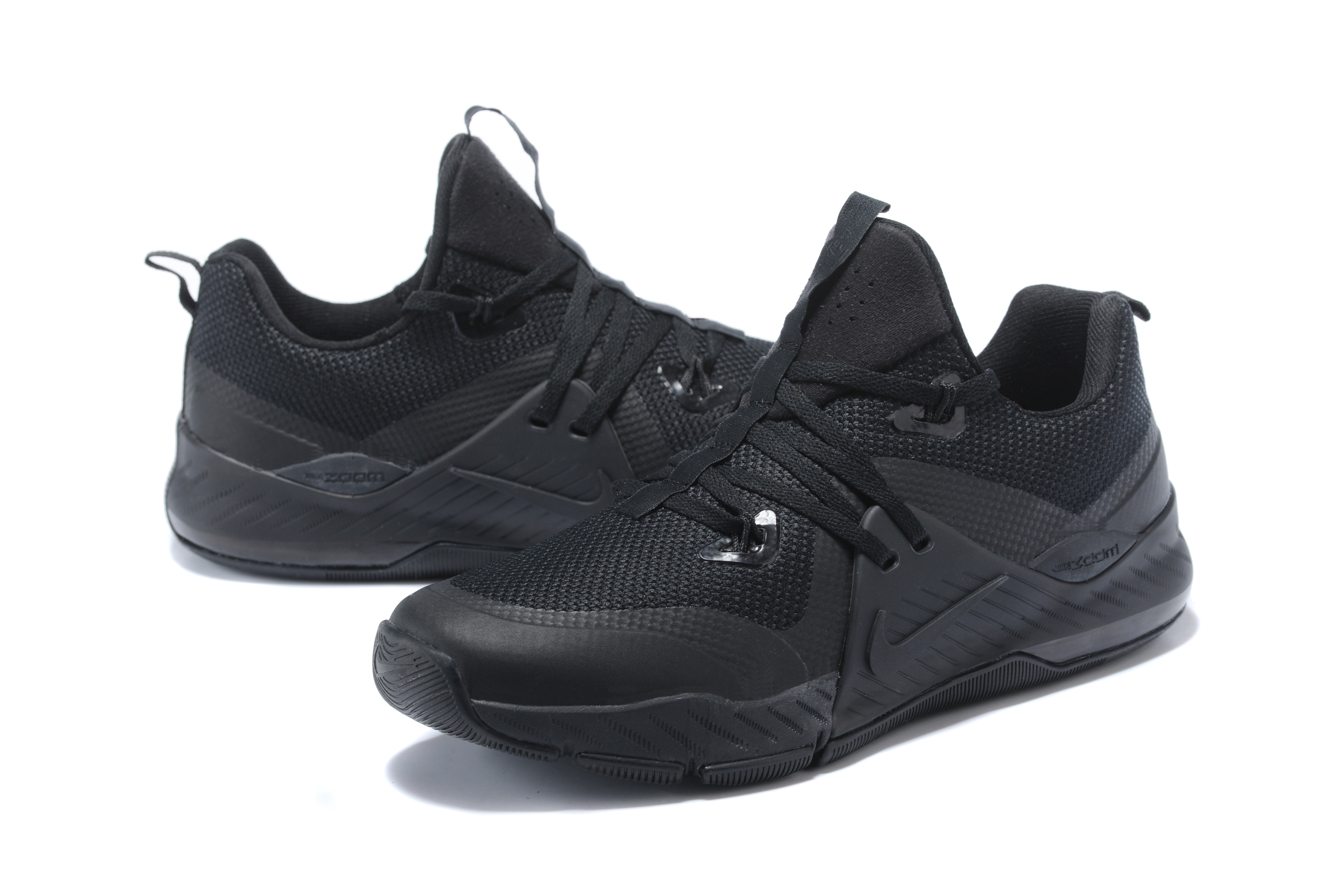 Nike Zoom 2 Black Warriors Shoes