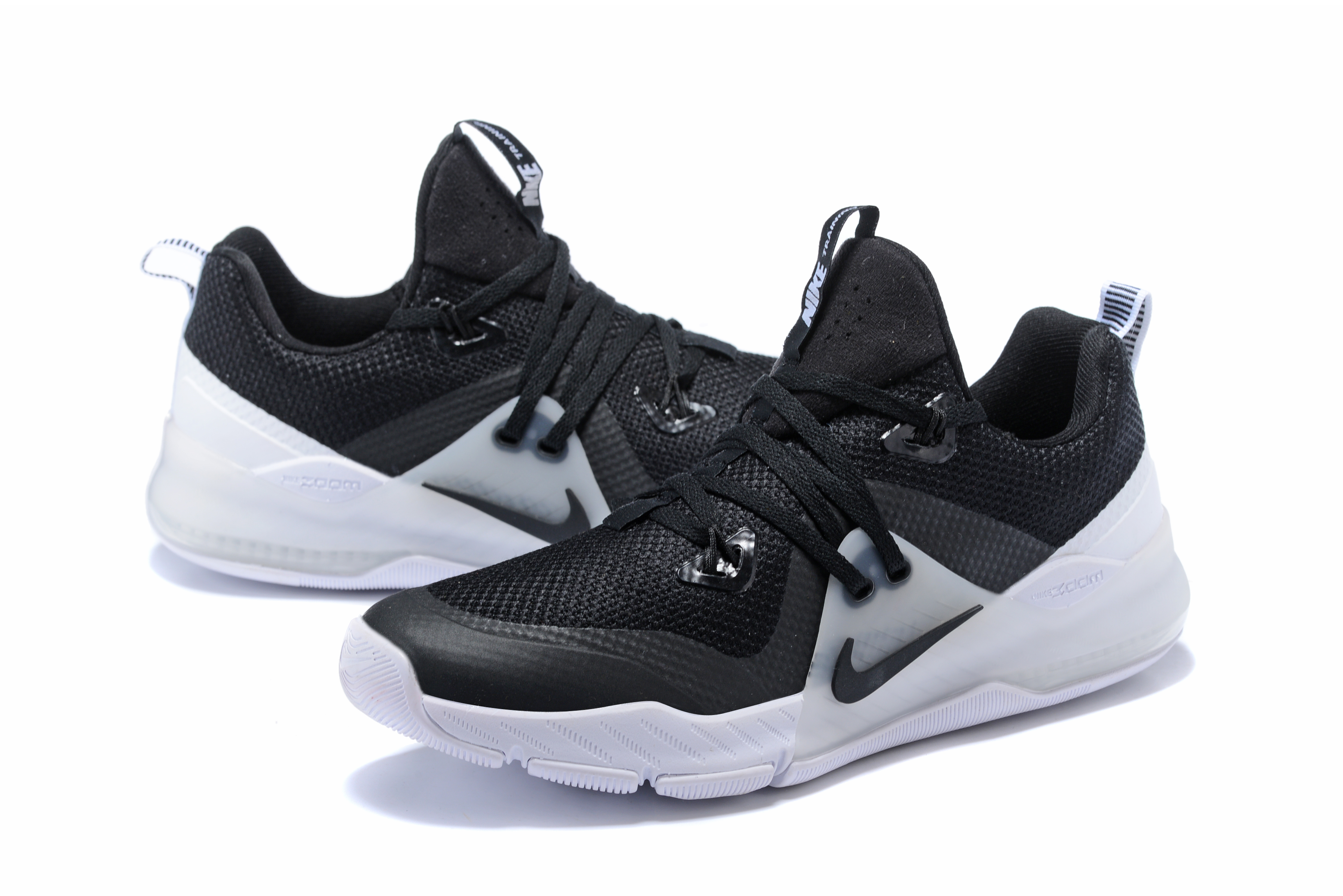 Nike Zoom 2 Black White Shoes