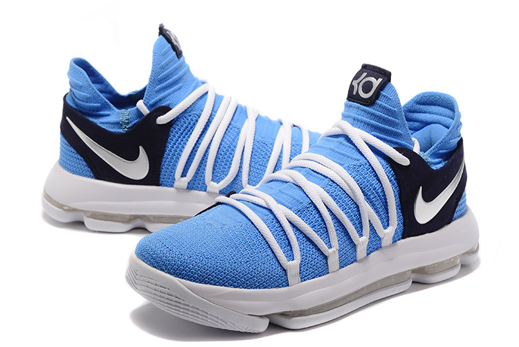 Nike Zoom KD 10 Lakers Blue Shoes