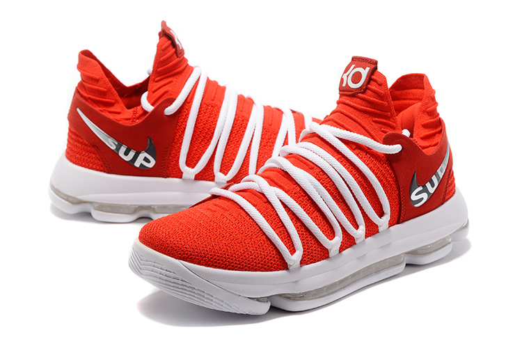 Nike Zoom KD 10 Universarity Red Shoes