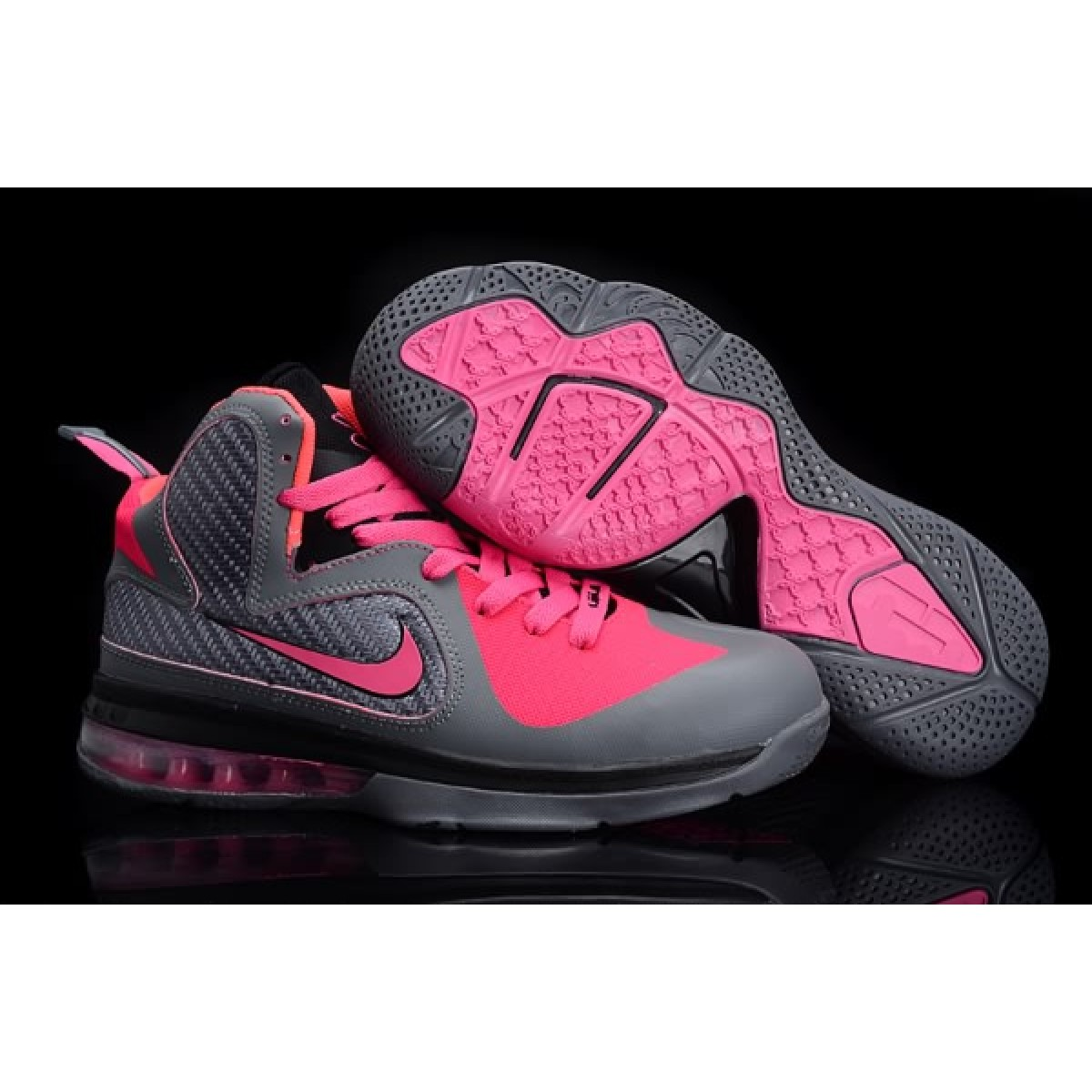 Nike Lebron James Womens Basketball Shoes  5f9141529