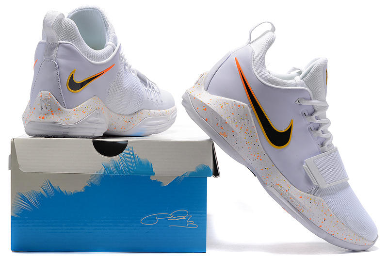 Paul George 1 The End Shoes