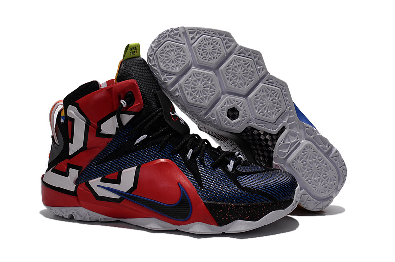 New What The LBJ12 Of Nike Lebron 12 Sneaker