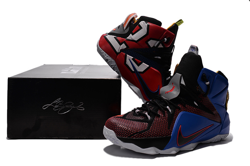 New What The Lebron Of Nike Lebron 12 Sneaker