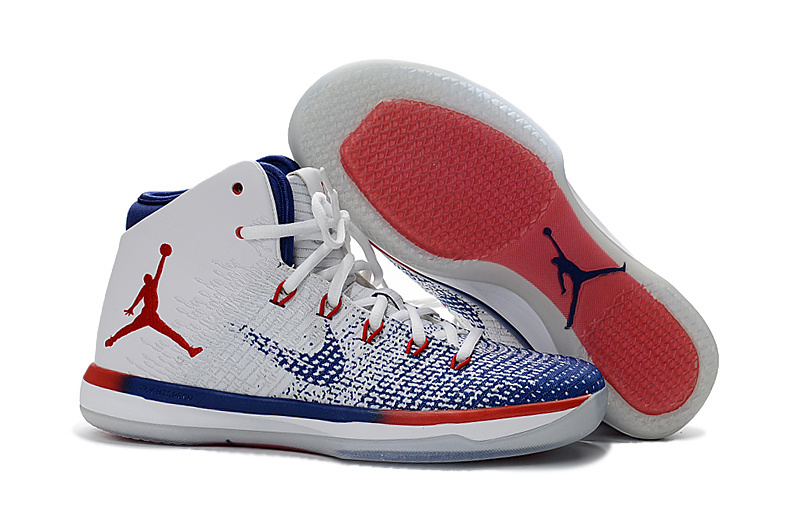 Women Jordans 31 USA Team Basketball Shoes